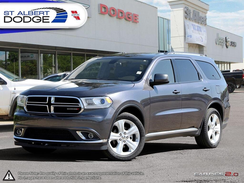 2015 Dodge Durango SXT | CLOTH BUCKET SEATS| KEYLESS ENTRY| WARRANTY AWD  SXT