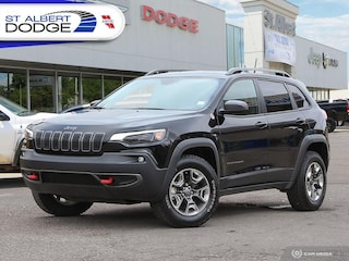 2019 Jeep Cherokee Trailhawk| BACKUP CAMERA | WARRANTY REMAINING Trailhawk 4x4