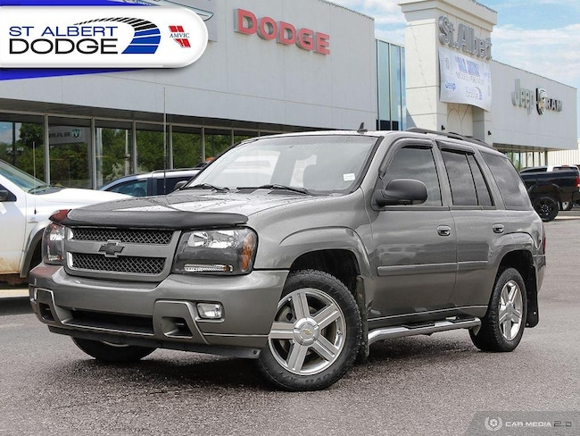 2009 Chevrolet Trailblazer LT4WD| KEYLESS ENTRY| HEATED LEATHER SEATS| SUNROO