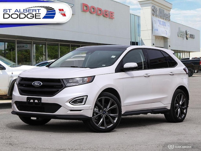 2018 Ford Edge Sport | TURBO CHARGED| BACKUP CAMERA| HEATED SEATS Sport AWD