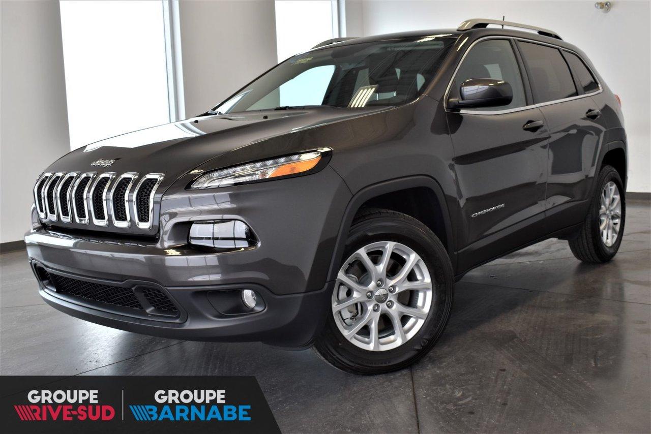 2018 Jeep Cherokee North 4X4+ V6 3.2litres+ Mags+ Fogs VUS