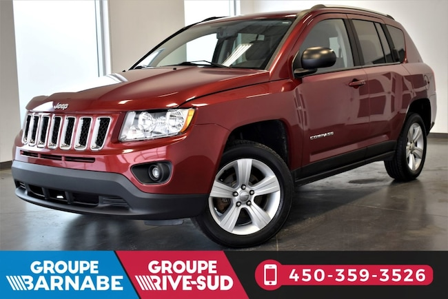 2013 Jeep Compass North Edition+ 4X4+ Mags+ Fogs VUS