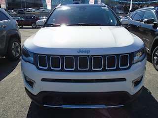2018 Jeep Compass Limited SUV