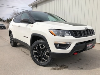 2019 Jeep Compass Trailhawk Leather Int, Remote Start, NAV SUV