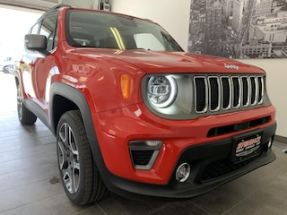2019 Jeep Renegade Limited Heated Seats, NAV, Leather Int SUV