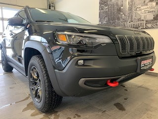 2020 Jeep Cherokee Trailhawk Heated Front Seats, Remote Start SUV