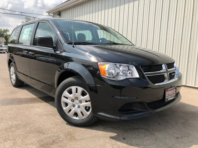New 2019 Dodge Grand Caravan Canada Value Package Cruise, Tri-Zone A/C Minivan Winnipeg