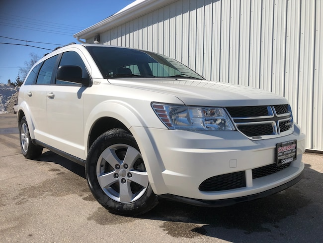 Used 2013 Dodge Journey Canada Value Pkg 3 Touchscreen, Power Locks, Keyle SUV Winnipeg