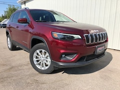 2019 Jeep New Cherokee North Heated Seats, Spare Tire, Hitch Receiver SUV