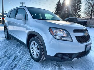 2012 Chevrolet Orlando 1LT 7 Passenger, CD Player, PW, PL SUV