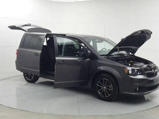 2019 Dodge Grand Caravan GT Power Sliding Doors & Liftgate/Heated Seats/Blu Minivan