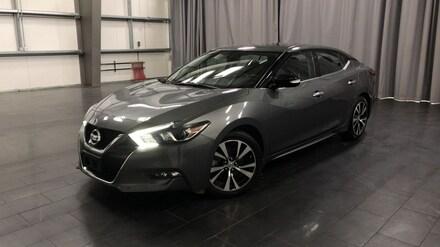 2018 Nissan Maxima SV Inc Gift Up To $3,000 Sedan