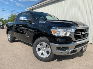 2019 Ram All-New 1500 Big Horn Bluetooth, Backup Cam, Heated Mirrors Truck
