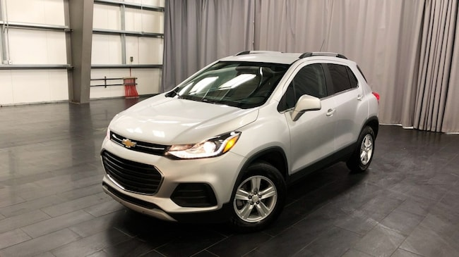 Used 2019 Chevrolet Trax LT SAT Radio, Bluetooth, Backup Cam SUV Winnipeg