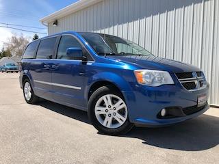 2011 Dodge Grand Caravan Crew Remote Start, Bluetooth, Backup Cam Minivan
