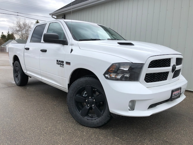 New 2019 Ram 1500 Express Backup Camera, Keyless Entry Truck Winnipeg