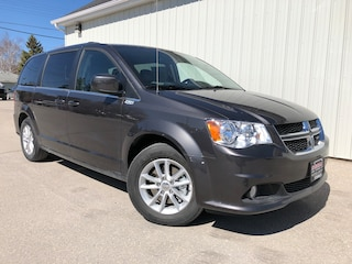 2019 Dodge Grand Caravan SXT Bluetooth, DVD Minivan