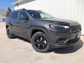 2019 Jeep New Cherokee Altitude Heated Seats, Remote Start, Floor Mats SUV