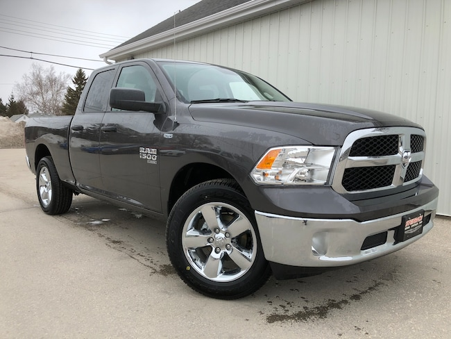 New 2019 Ram 1500 Classic ST Bluetooth, Keyless Entry Truck Winnipeg