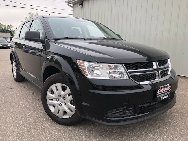 New 2018 Dodge Journey Canada Value Pkg Cruise Control, Power Locks SUV Winnipeg
