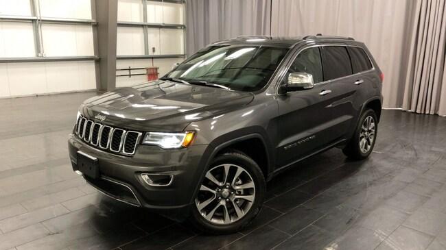 Used 2018 Jeep Grand Cherokee Sterling Edition Leather, Sunroof, NAV SUV Winnipeg
