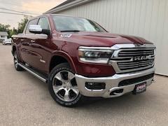 2019 Ram All-New 1500 Laramie NAV, Dual Pane Sunroof, 12inch Touchscreen Truck