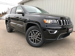 2019 Jeep Grand Cherokee Limited Sunroof, NAV, Backup Camera SUV