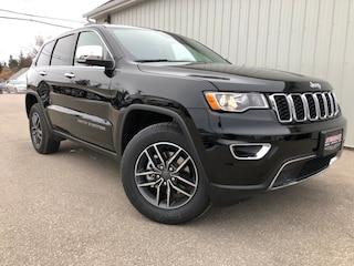 2019 Jeep Grand Cherokee Limited Sunroof, NAV, Backup Camera SUV