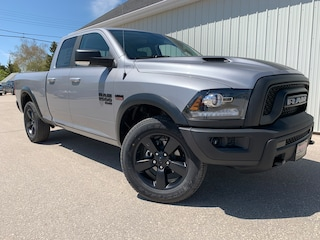 2019 Ram 1500 Classic Warlock Heated Seats, Sport Hood, Hitch Truck