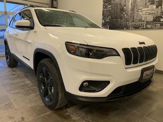 2021 Jeep Cherokee Altitude Sunroof, Heated Leathe SUV