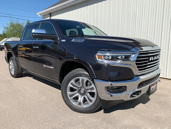 New 2019 Ram 1500 Laramie Longhorn Sunroof, Leather Int, Backup Cam Truck Winnipeg