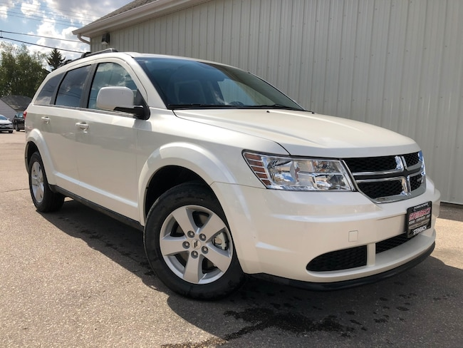 Used 2018 Dodge Journey Canada Value Pkg SE SUV Winnipeg