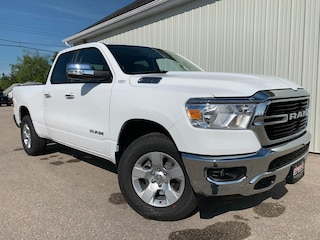 2019 Ram All-New 1500 Big Horn Backup Cam, Bluetooth Truck