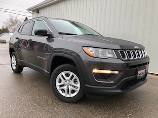 2019 Jeep Compass Sport Heated Seats, Remote Start, Floor Mats SUV