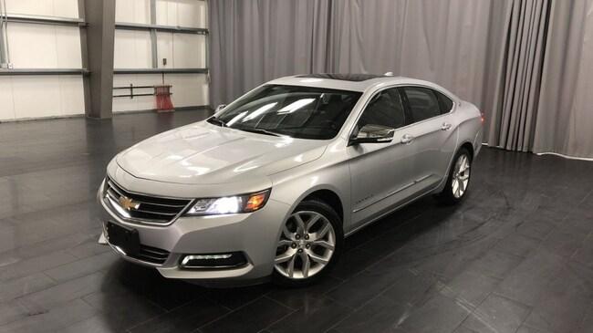 Used 2019 Chevrolet Impala Premier Leather Int, Panoramic Sunroof, NAV Sedan Winnipeg