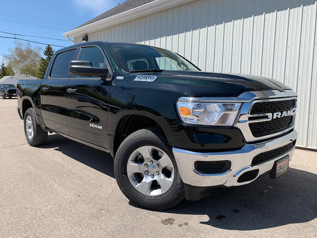 New 2019 Ram 1500 Tradesman Bluetooth, Backup Cam Truck Winnipeg