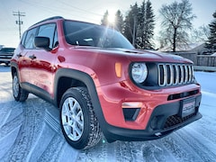 2020 Jeep Renegade Sport Black Side Roof Rails SUV