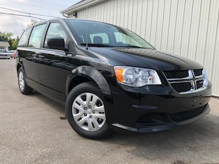 2019 Dodge Grand Caravan Canada Value Package Cruise, Tri-Zone A/C Minivan