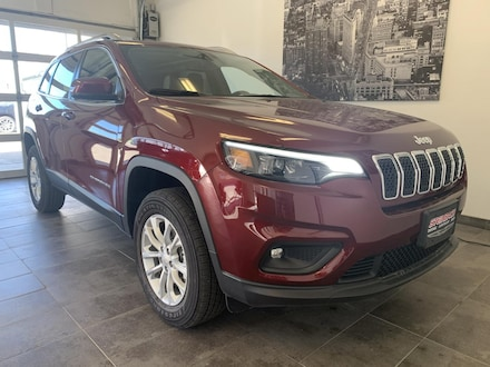 2019 Jeep New Cherokee North Inc Gift Up To $3,000 SUV