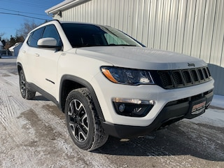 2020 Jeep Compass Upland Edition Upland: Heated Front Seats SUV