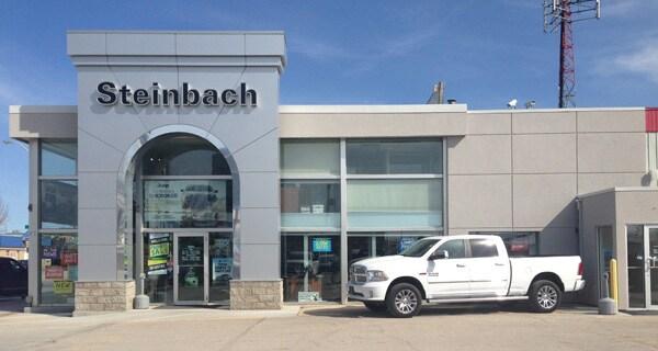 Chrysler, Jeep, Dodge, Ram Dealership Near Winnipeg