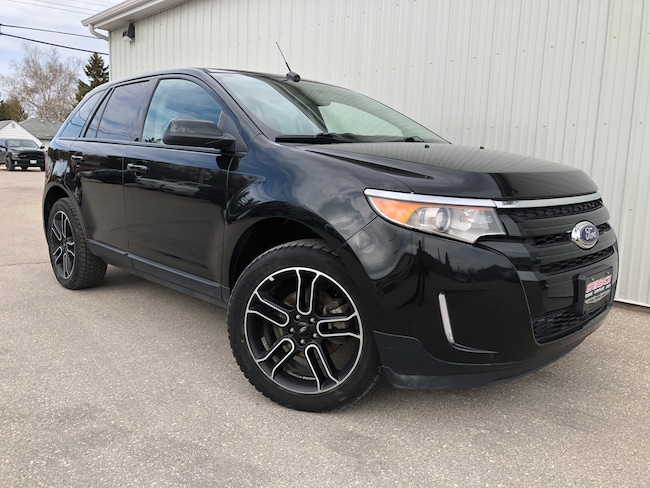 Used 2014 Ford Edge SEL Leather Int, Sunroof, Bluetooth SUV Winnipeg