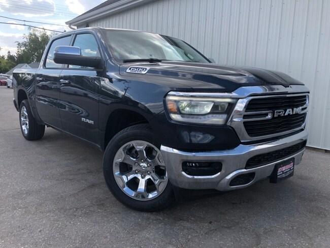 New 2019 Ram 1500 Big Horn Bluetooth, NAV, Heated Seats Truck Winnipeg