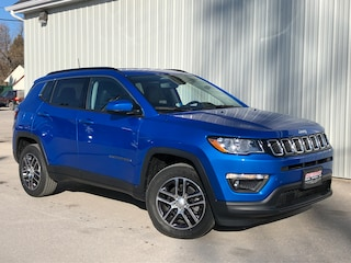 2019 Jeep Compass Altitude Heated Seats, Floor Mats, Heated Mirrors SUV