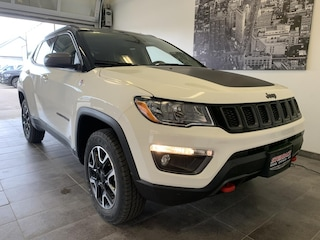 2020 Jeep Compass Trailhawk Panoramic Sunroof, Front Heated Seats SUV