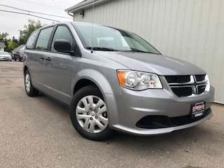 2019 Dodge Grand Caravan Canada Value Package Cruise, Tri-Zone A/C, Bluetoo Minivan
