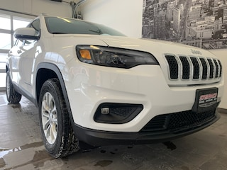 2020 Jeep Cherokee North Front Heated Seats, Remote Start System SUV