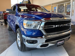 2019 Ram 1500 Big Horn Bluetooth, Remote Start, Storage Compartm Truck