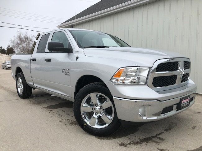 New 2019 Ram 1500 ST Bluetooth, Keyless Entry Truck Winnipeg