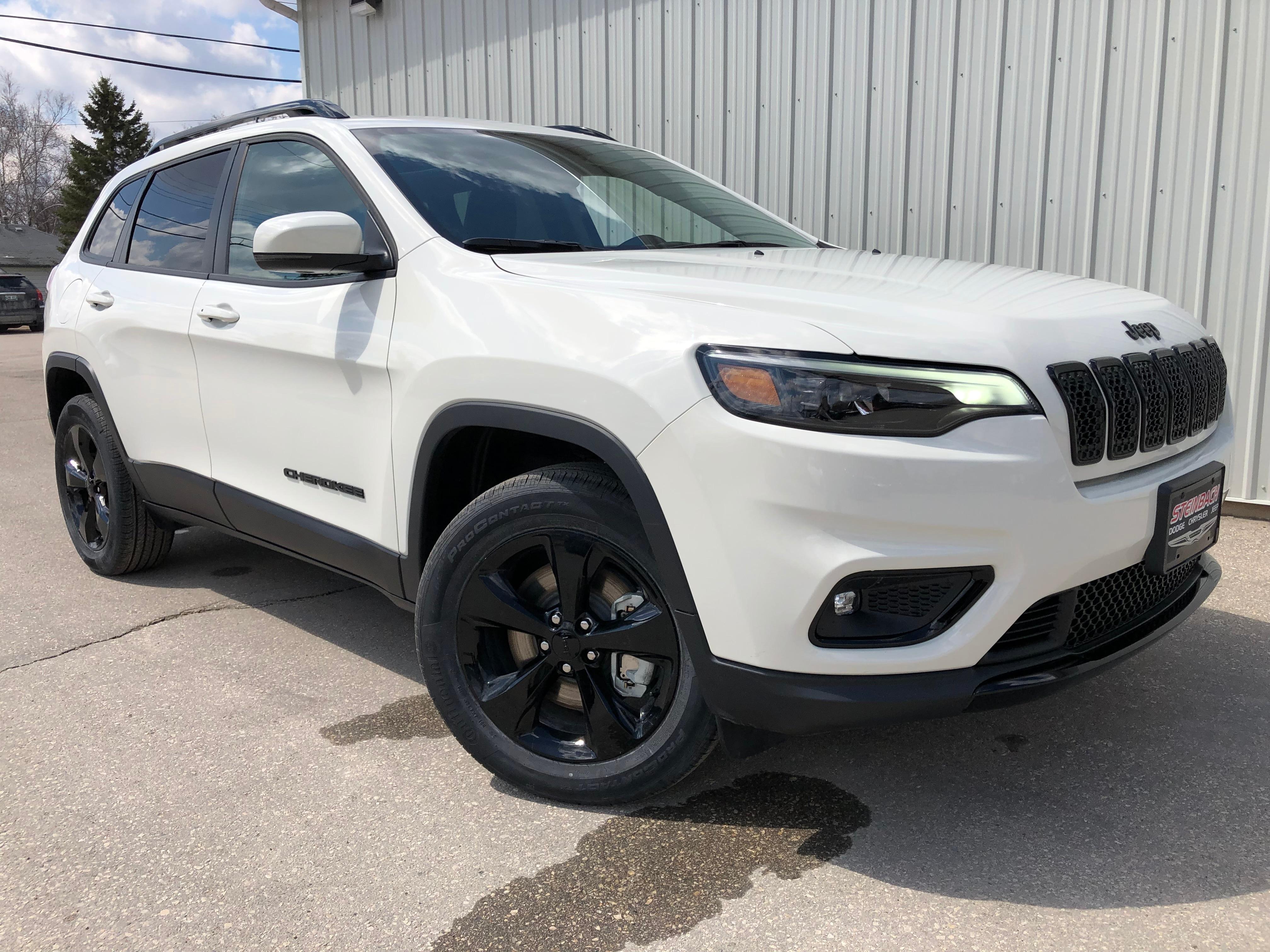 2019 Jeep New Cherokee North Heated Seats, Remote Start SUV
